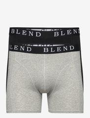 BHNED Underwear 2-pack NOOS - BLACK/STONE MIX