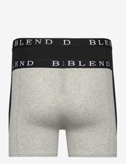 Blend - BHNED underwear 2-pack - bokserit - black/stone mix - 1