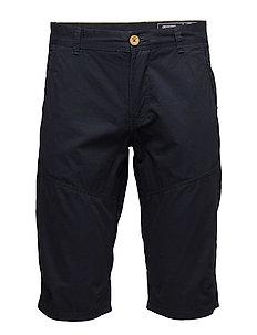 Non denim shorts - NAVY