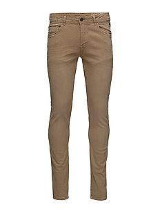Pants - SAFARI BROWN