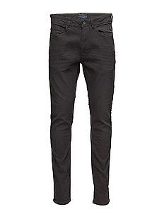 Pants - EBONY GREY