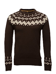 Pullover - COFFEE BEAN BROWN