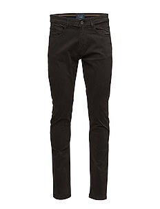 Pants - PEAT GREEN