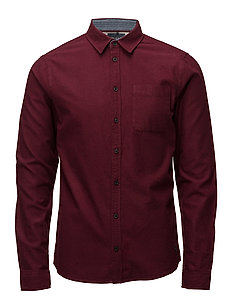 Shirt - WINE RED