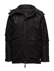 Outer-wear - BLACK