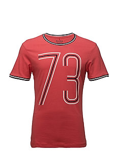 T-shirt - BRIGHT RED