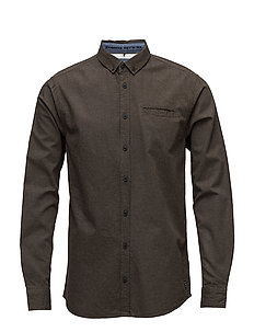 Shirt - MOCCA BROWN