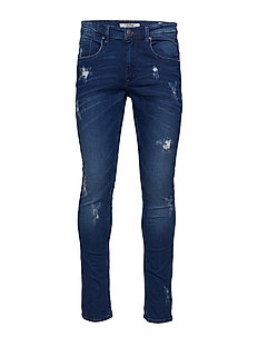 Jogg Jeans - DENIM MIDDLEBLUE