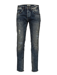 Jeans - DENIM MIDDLE BLUE