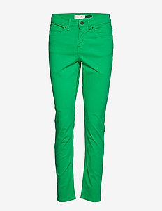 bspearl Casual jeans - spodnie proste - bright green
