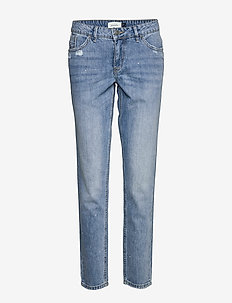 bspearce Casual jeans - jeans droites - med. light denim blue