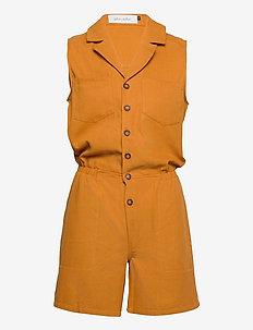 BSCALLIE R JU - jumpsuits - sudan brown