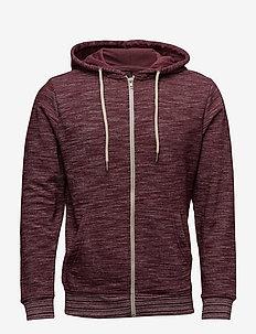 BHNORTON sweatshirt NOOS - ZINFANDEL