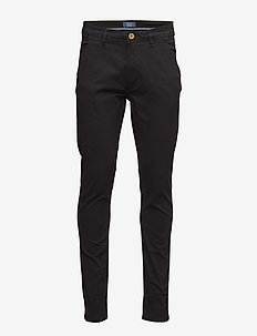 BHNATAN pants NOOS - BLACK