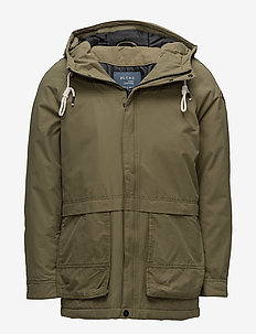 Outer-wear - parkas - burnt olive