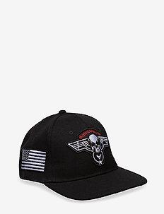 Cap - caps - black