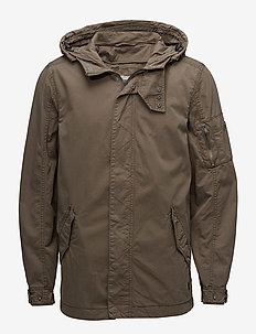 Outerwear - parkas - dusty olive green