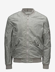 Outerwear - bomber jackets - stone grey