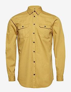 Shirt - COBBER BROWN