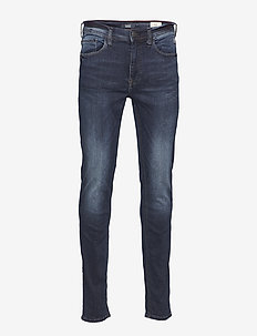 Echo fit - NOOS Jeans - skinny jeans - denim darkblue