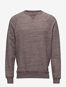 BHNEMO sweatshirt - WINE RED