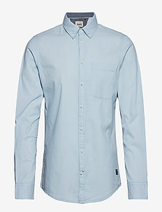 Shirt - AQUA BLUE