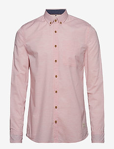 Shirt - DUSTY ROSE RED
