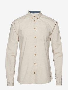 Shirt - SAND BROWN