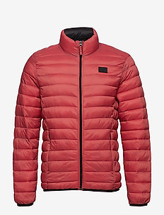 Outerwear - MINERAL RED