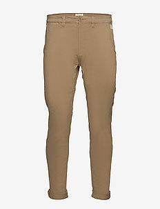 Pants - SAND BROWN