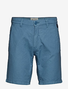 Shorts - short chino - niagara blue