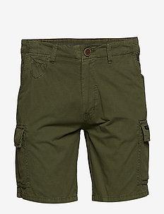 Shorts - BEETLE GREEN