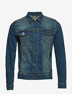 Outerwear - DENIM MIDDLE BLUE