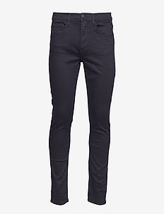 Jeans w. multiflex - NOOS - DENIM BLACK