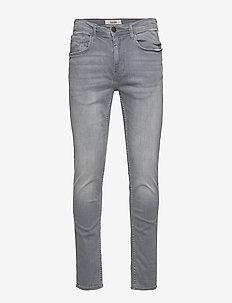 Jeans w. multiflex - NOOS - DENIM GREY