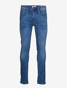 Jeans w. multiflex - NOOS - DENIM MIDDLE BLUE