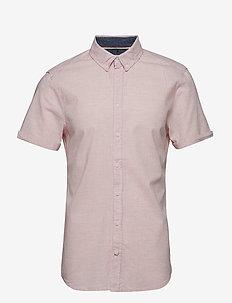 Shirt - PALE BLUSH PINK