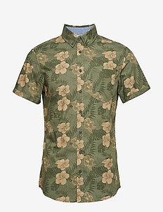 Shirt - DUST GREEN