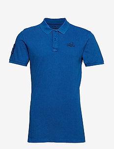Poloshirt - ELECTRIC BLUE