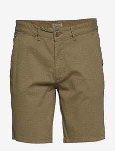 Shorts - DUST GREEN