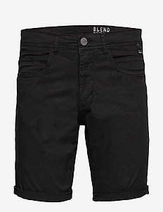 Shorts - short chino - black