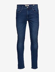 Jeans jogg no trash - DENIM MIDDLE BLUE