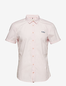 Shirt - PALE BLUSH PINK