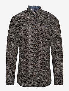 Shirt - SAFARI BROWN