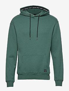 Sweatshirt - MALLARD GREEN