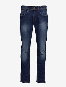 Jeans - Zip fly - DENIM MIDDLE BLUE
