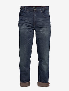 Rock fit - NOOS Jeans - regular jeans - denim dark blue