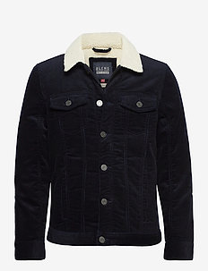 Outerwear - denimjakker - dark navy blue