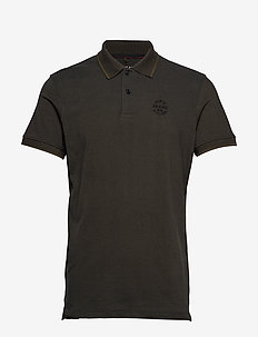 Poloshirt - OLIVE NIGHT GREEN