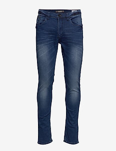 Jet Fit Jogg - NOOS Jeans - slim jeans - denim middle blue